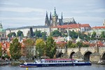 Panoramic Boat Tour on the River Vltava